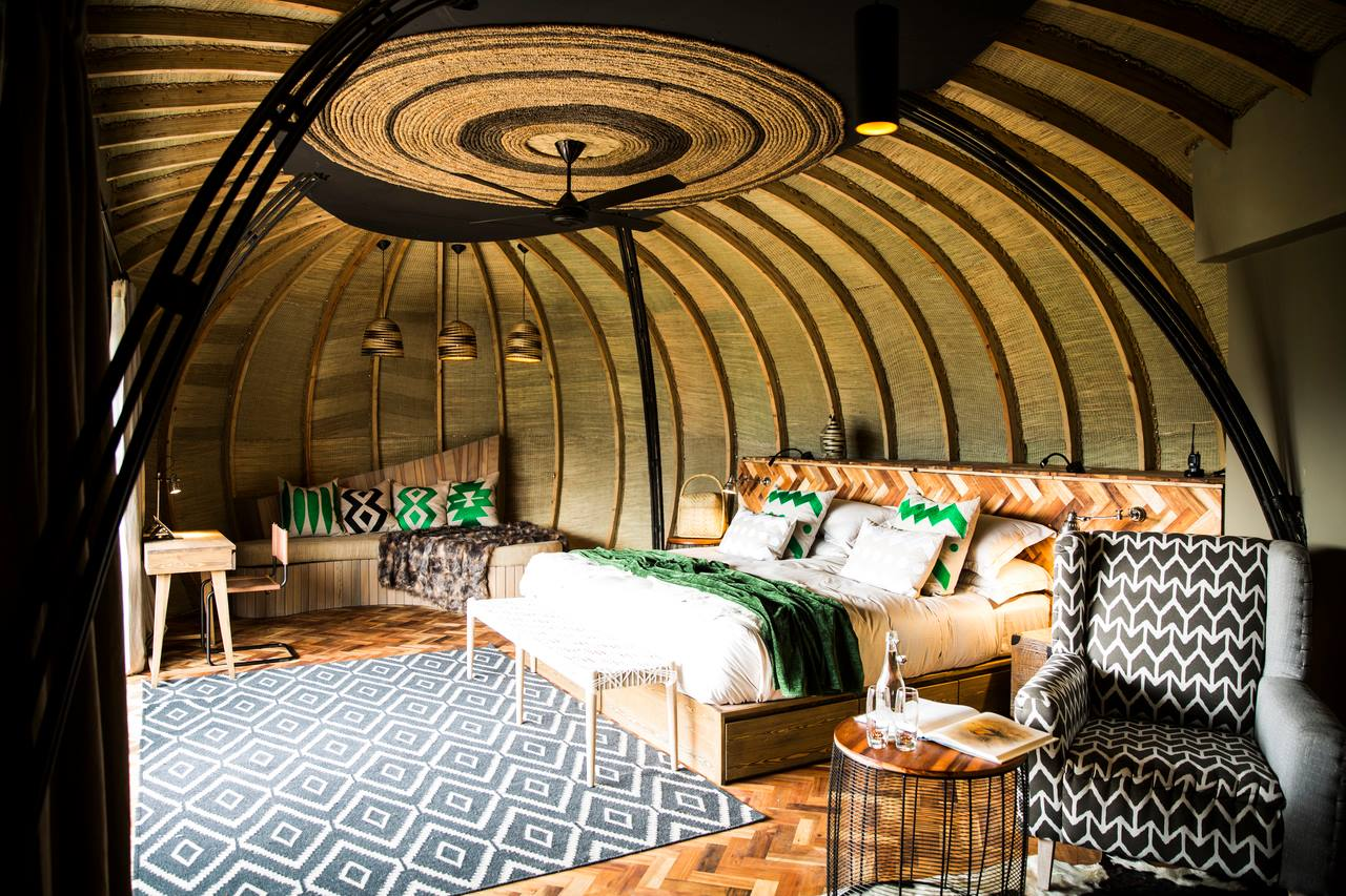 Bisate Lodge, Wilderness Safari