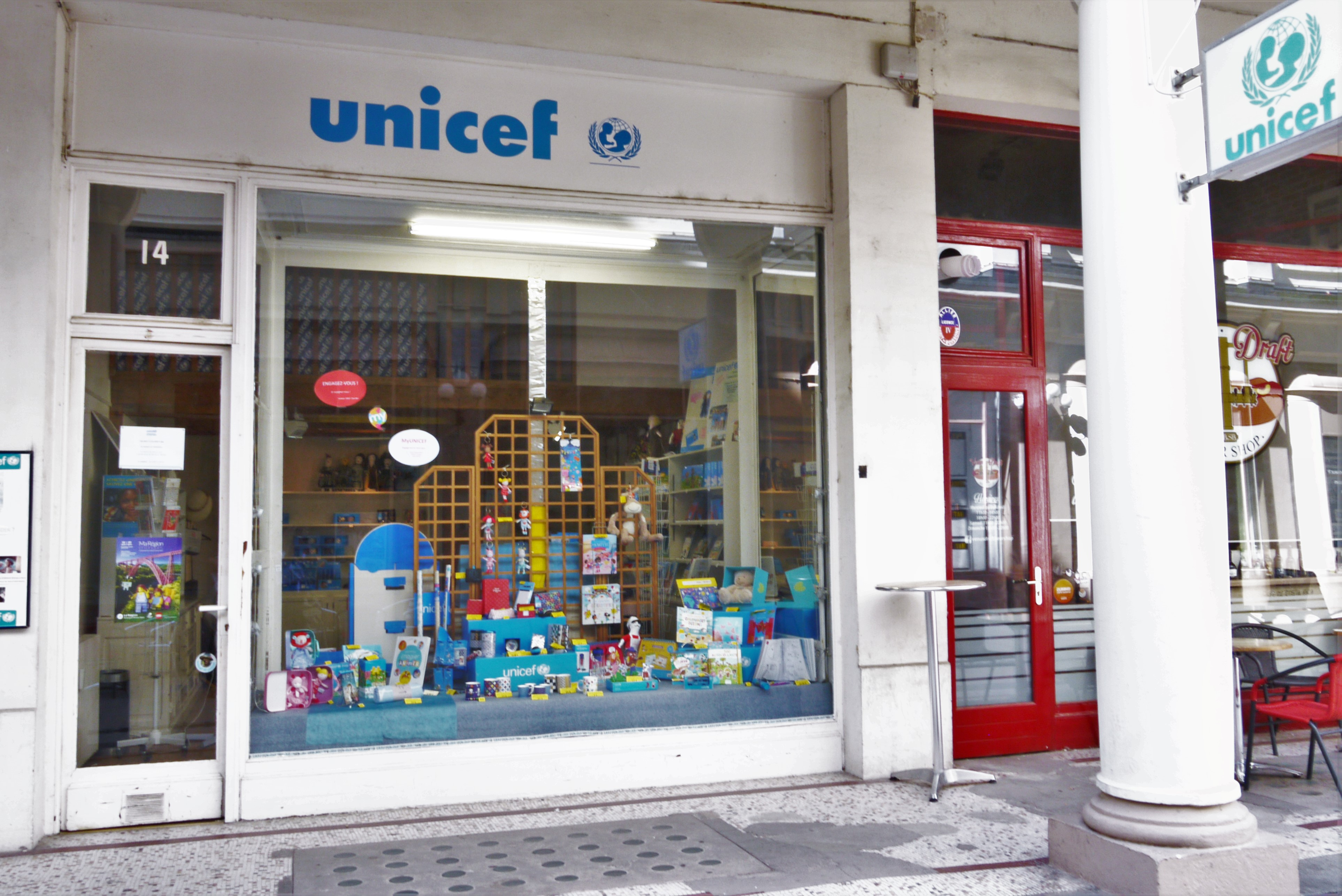 Boutique Unicef