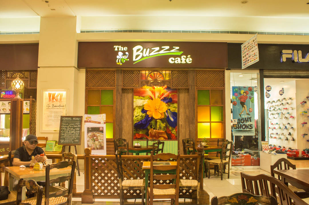 Buzzz Café, Island City Mall