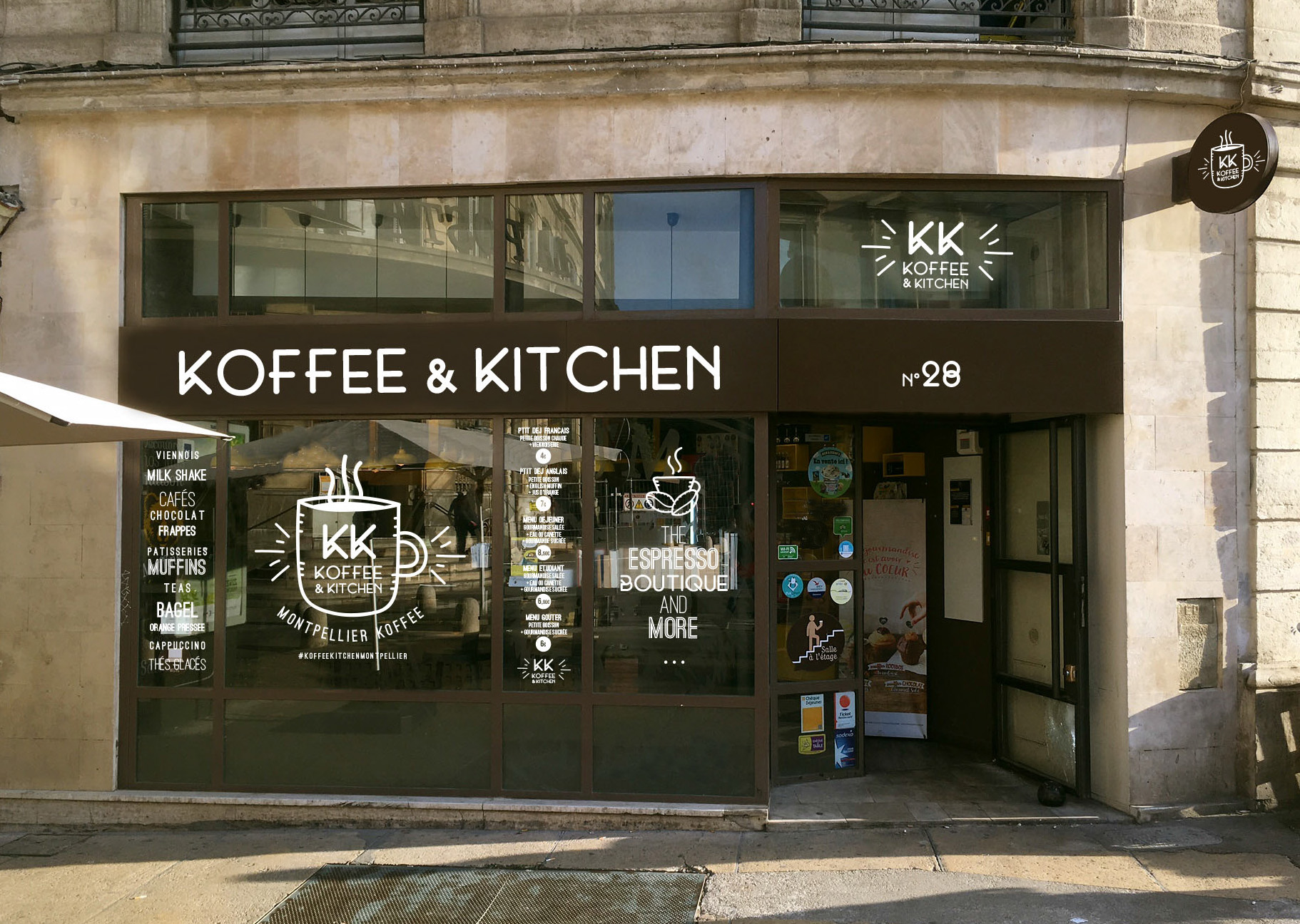 K&K- Koffe and Kitchen