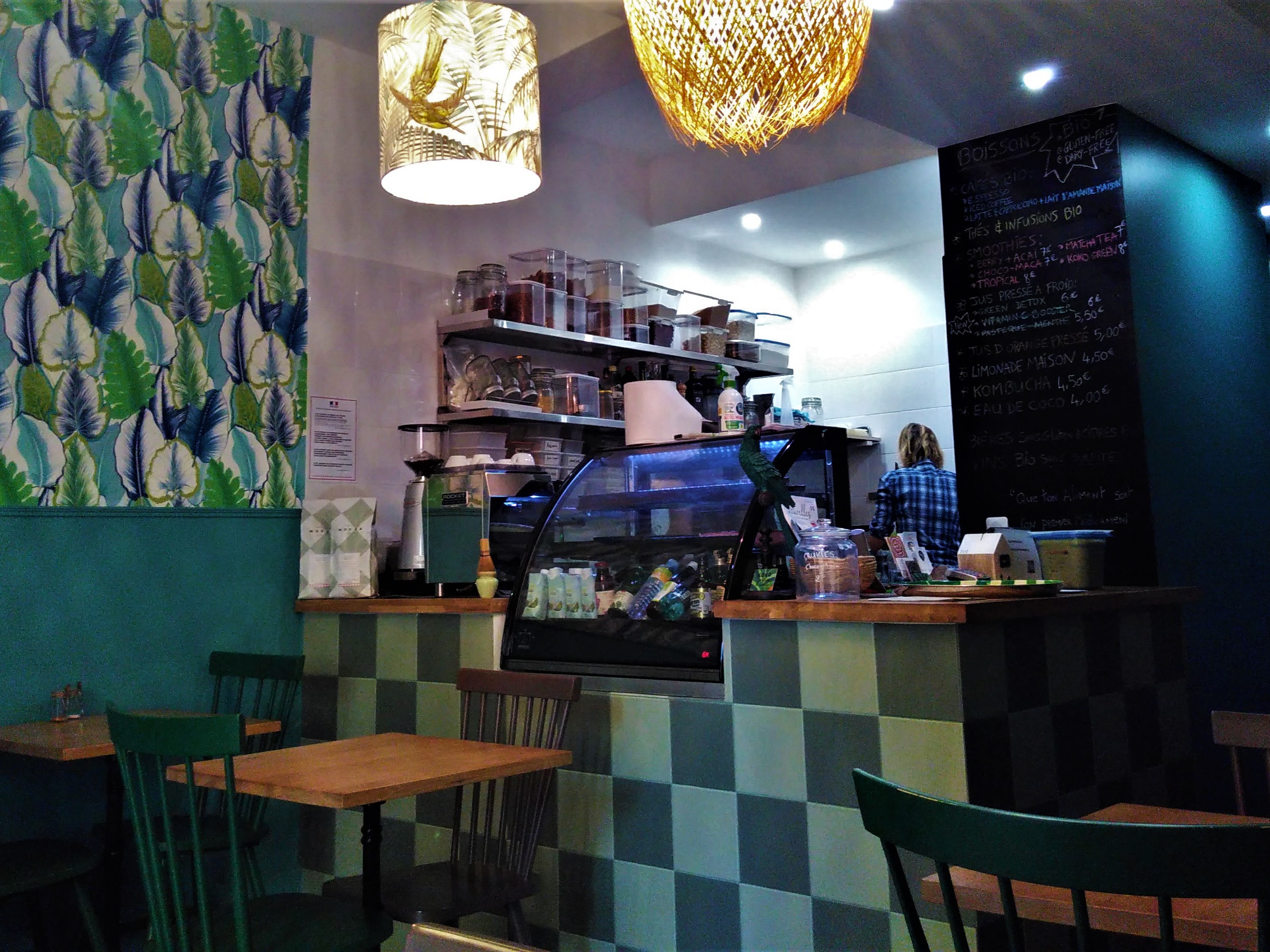 Koko Green Vegan & Raw Food Café