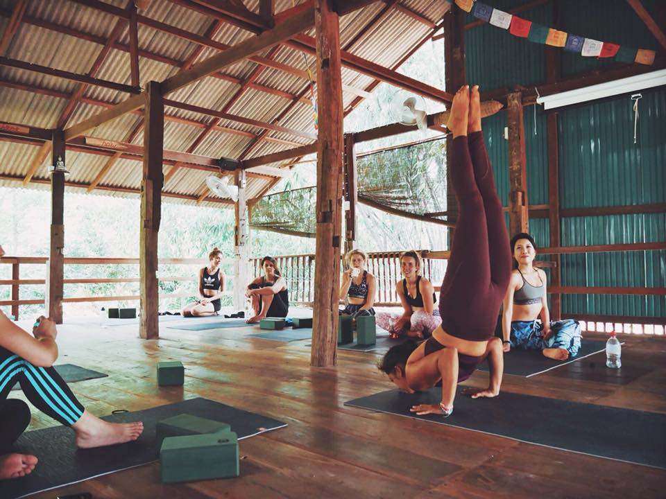 Suan Sati Yoga Retreat